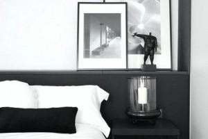 Черно-белый стиль. Идеи для вашего дома.