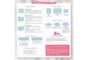 Как правильно выбрать подушку? Рекомендации и подсказки.