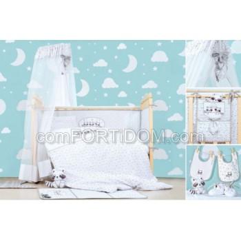 Купити набір в ліжечко Idea Крихітка Єнот купити в інтернет-магазині c36bd35a3f8a7