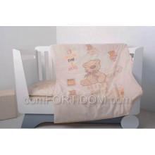 Набор постельного белья в кроватку Идея - Бернард