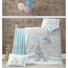 Набор постельного белья в кроватку Идея - Рабит