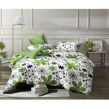 Постельное бельё Комфорт Текстиль - Цветы Сатин