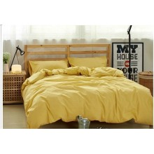 Постельное бельё Moon Love - G03 yellow Ранфорс люкс