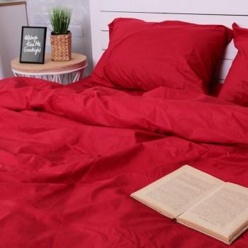 Постельное бельё Moon Love - G03 red Ранфорс люкс