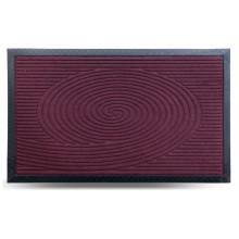 Коврик придверный MX, бордо, 45х75 см
