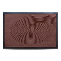Коврик придверный MX, светло-коричневый, 60х90 см