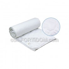 Одеяло Руно - 52СЛКУ_Белое силиконовое облегченное