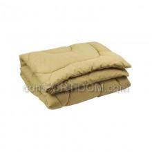 Детское одеяло Руно - 52СЛУ Бежевое силиконовое