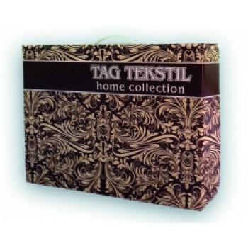 Постельное бельё ТАГ - PS-NZ2921 Полисатин 3D