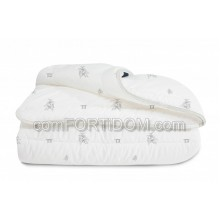 Одеяло ТЕП - Природа Ramie membrana print