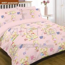 Постельное белье Вилюта - 4457 Розовый Ранфорс