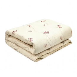 Одеяло Вилюта - Premium шерстяное